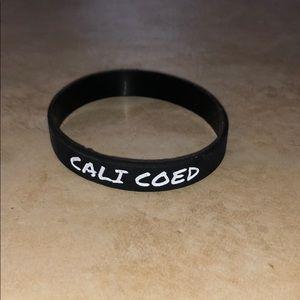 CALIFORNIA ALLSTAR CALI COED CCOKY WRISTBAND